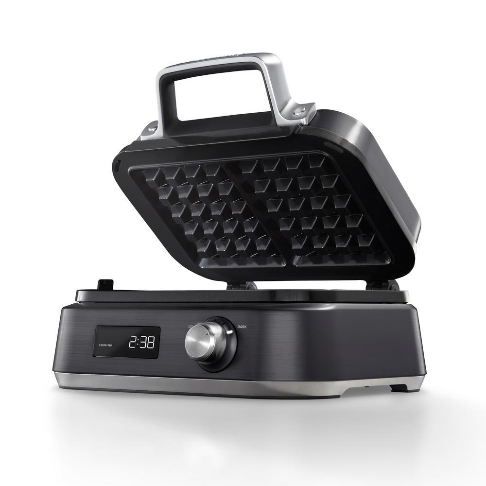 IntelliCrisp Waffle Maker
