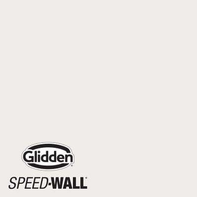 Speed-Wall 5 gal. Snow Storm PPG1172-1 Flat Interior Latex Paint