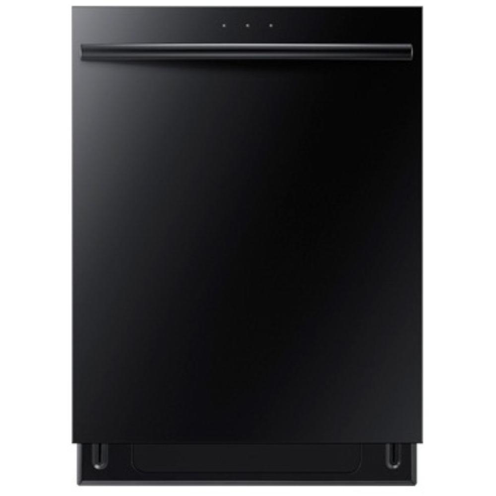 Samsung Top Control Dishwasher in Black with Stainless Steel Tub