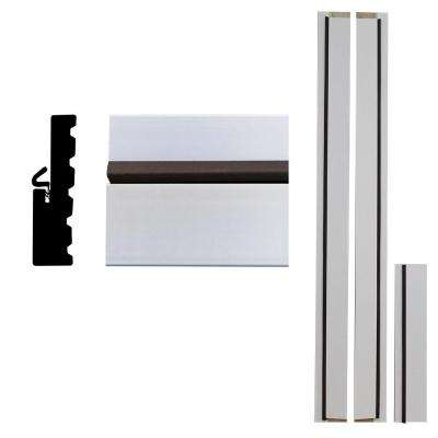 4Ever Frame 1-1/4 in. x 4-9/16 in. x 83 in. Primed Composite Door Frame Kit
