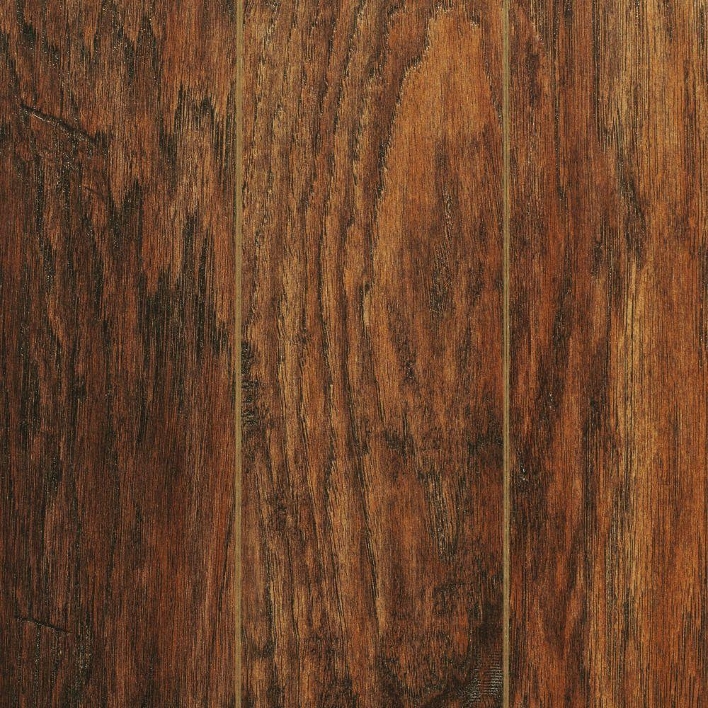 Home Decorators Collection Hand Scraped Medium Hickory 12