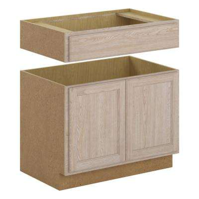 Unfinished Oak - In Stock Kitchen Cabinets - Kitchen ...