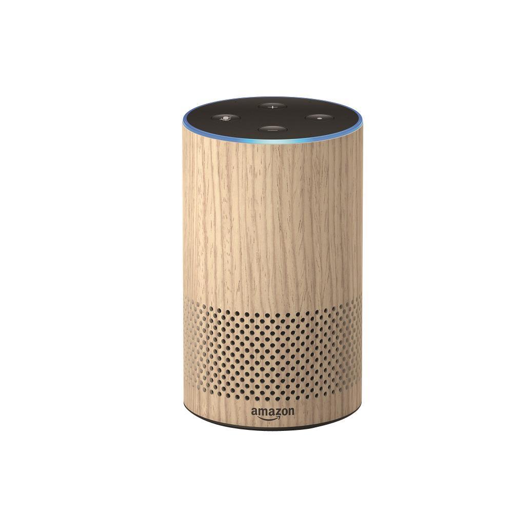 Echo 2nd Generation Light Wood in Oak