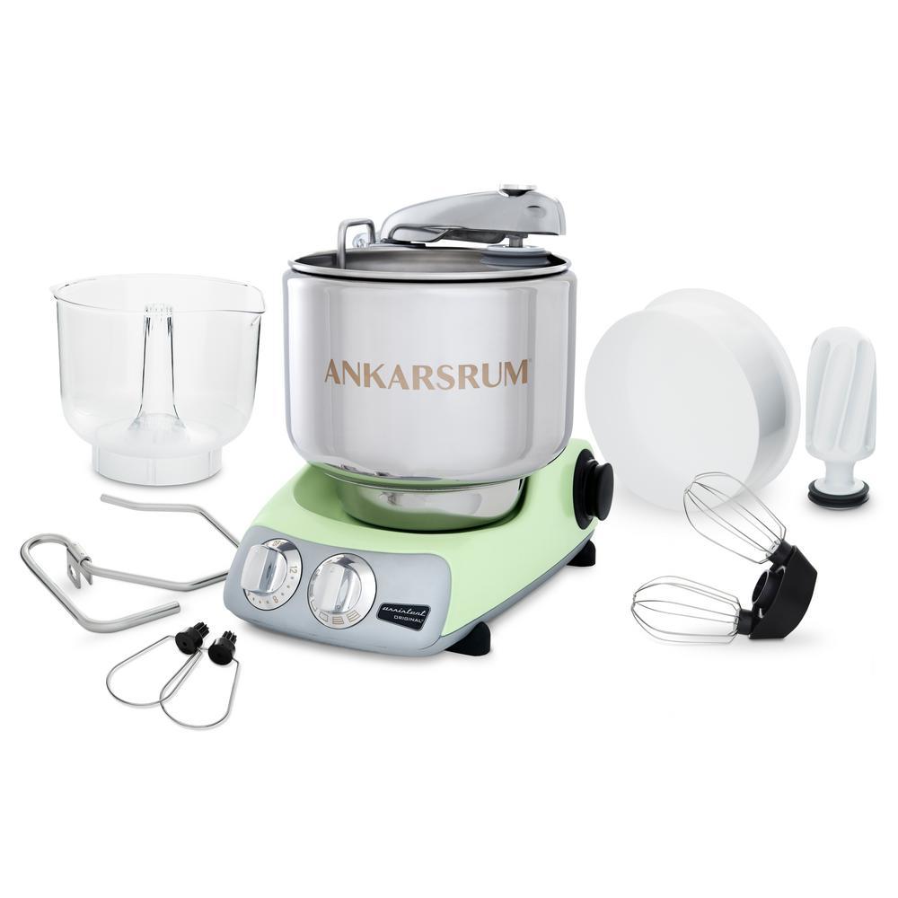Ankarsrum 8 Qt. Green/Pearl Stand Mixer by Ankarsrum
