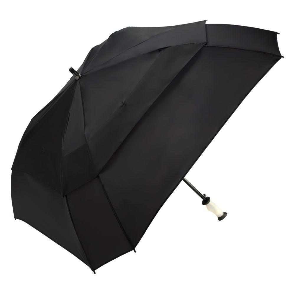 ShedRain Gellas WindPro 62 in. Arc Golf Umbrella