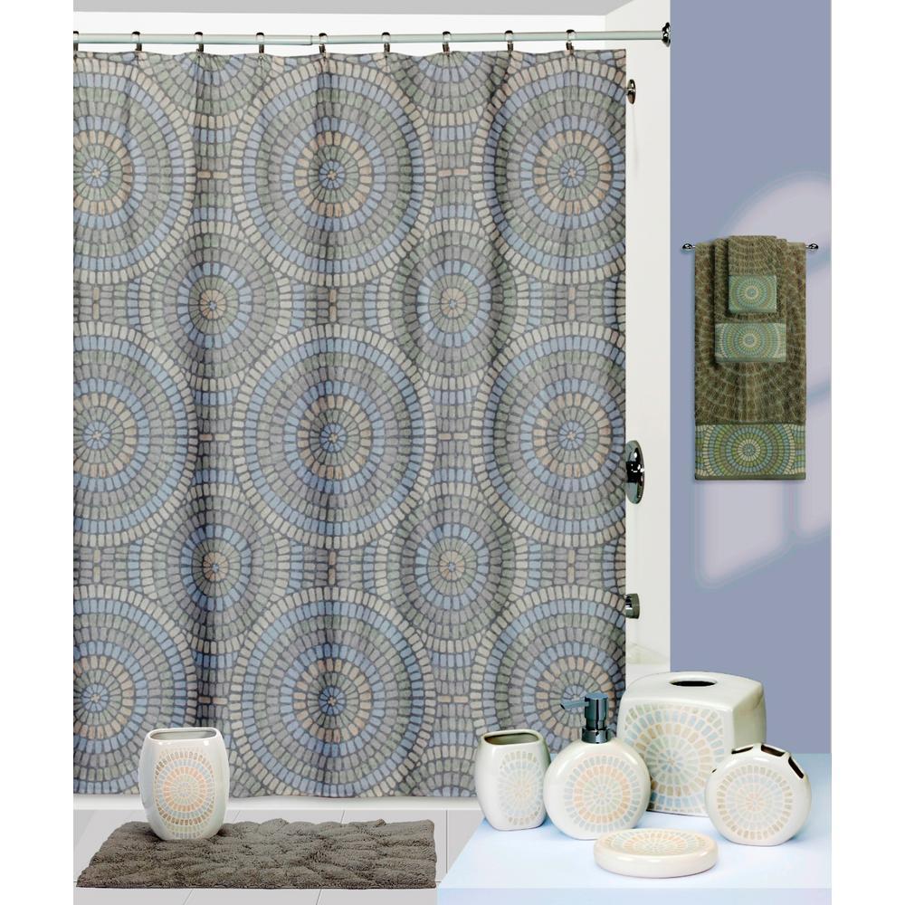 Creative Bath Capri Shower Curtain