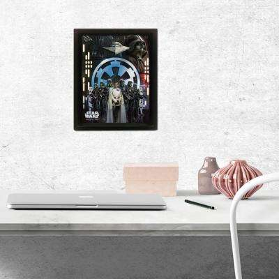 """Star Wars - Rogue One - Imperial Army"" Wall Art"