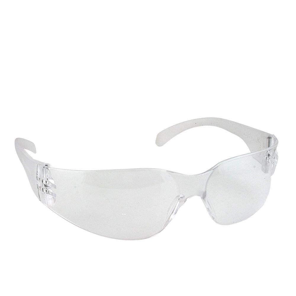 Clear Lens Safety Glasses (Pack of 12)