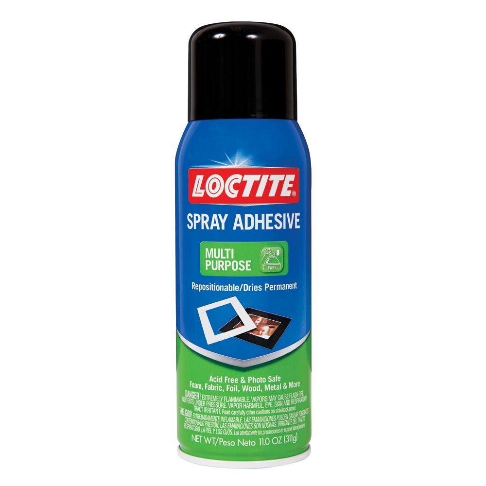 11 fl. oz. Multi Purpose Spray Adhesive (6-Pack)