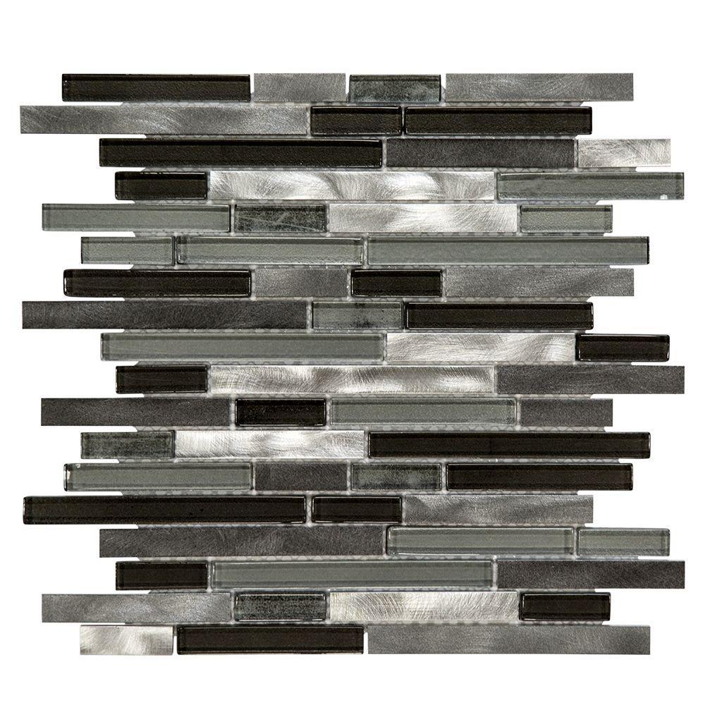 Pencil Mosaic Tiles Tile Design Ideas