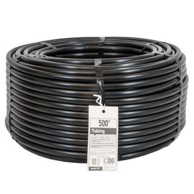 1/2 in. (.700 O.D.) x 500 ft. Poly Drip Irrigation Tubing