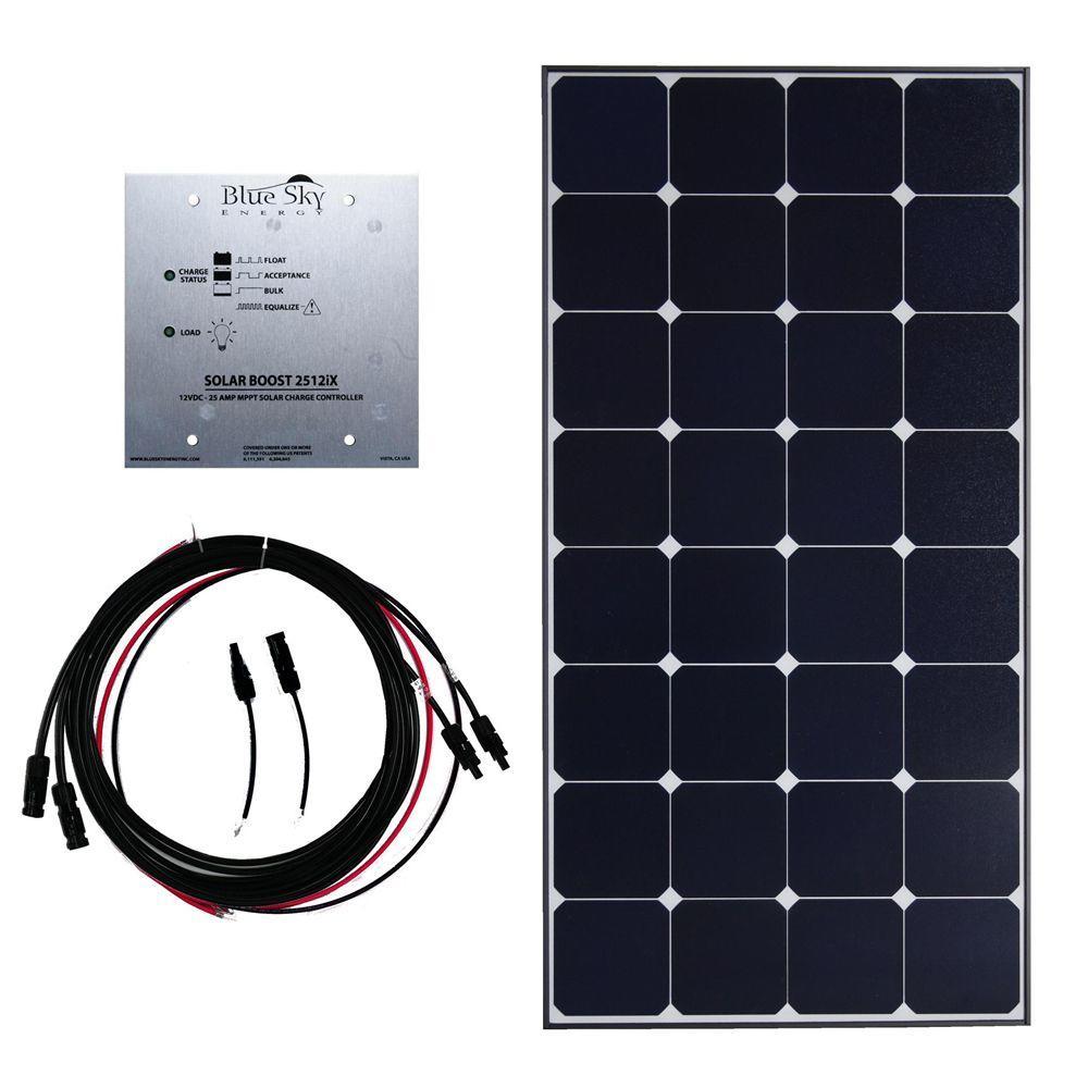 Grape Solar 100-Watt Deluxe Off-Grid Kit-DISCONTINUED