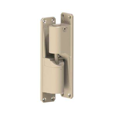 10.25 in x 14.75 in Heavy Duty Center Mount Hinge Beige (2-Pack)