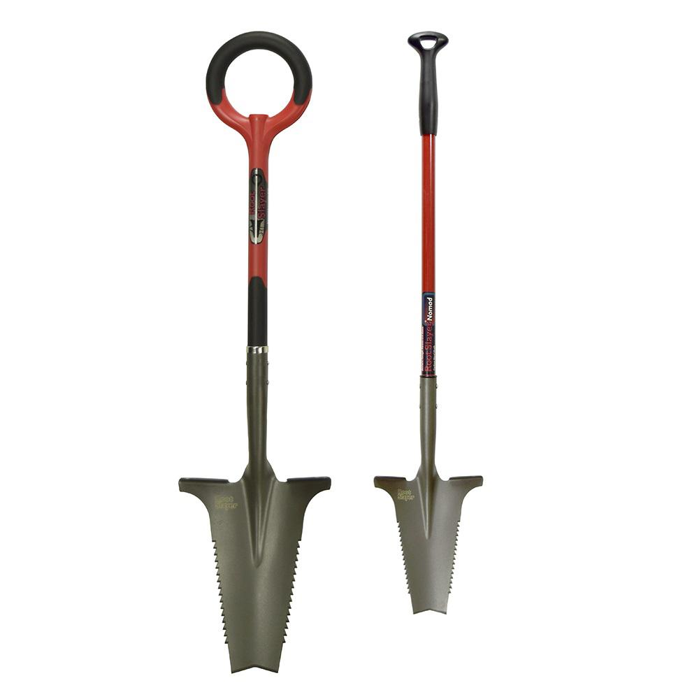 Radius Garden Root Slayer Shovel Pair 37611 The Home Depot