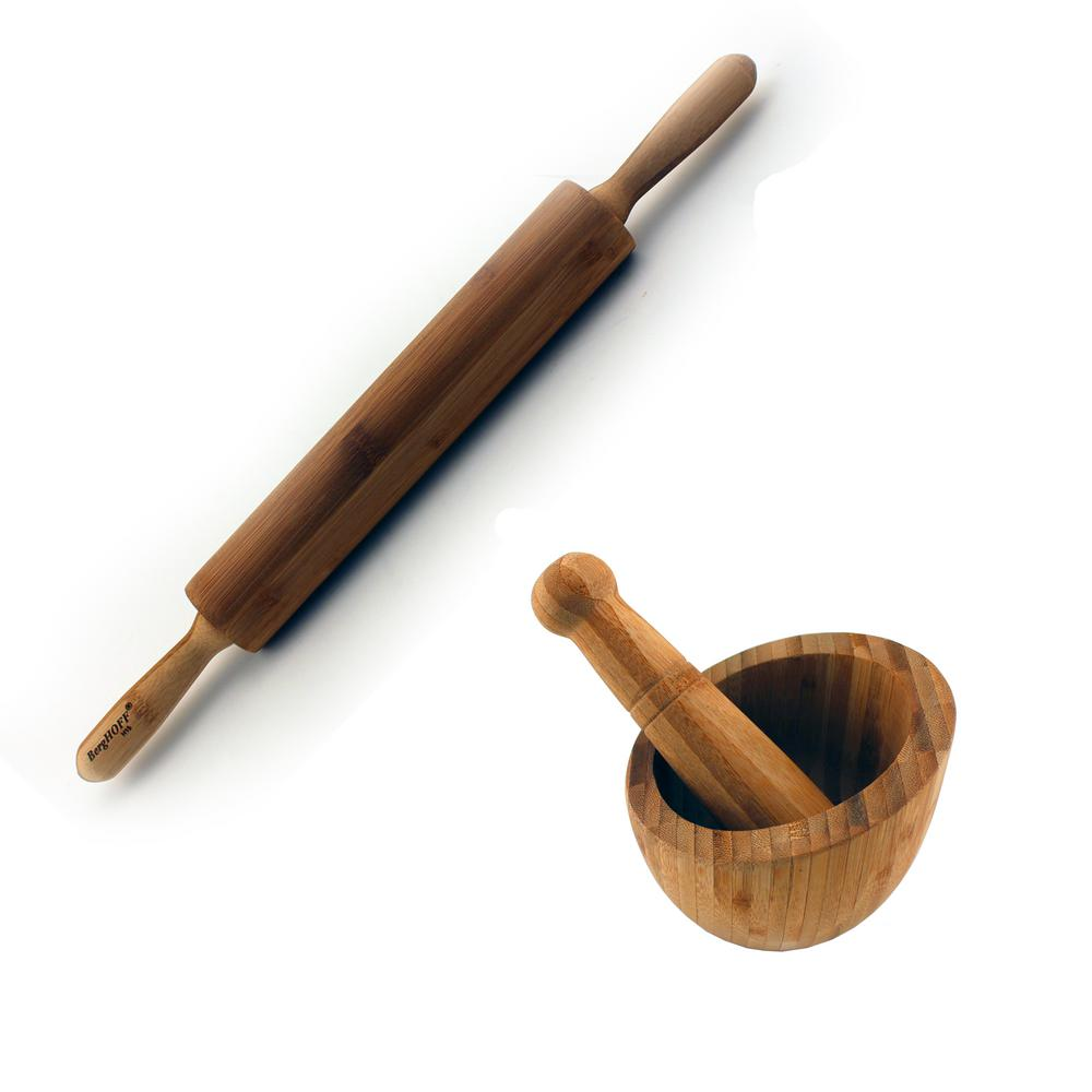 Bamboo Prep Tool (Set of 2)