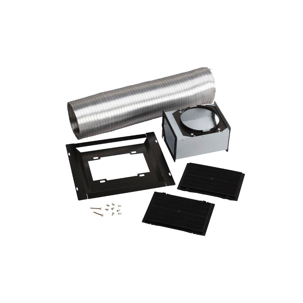 Range Hood Ducting Supplies ~ Everbilt indoor dryer vent kit tdidvkhd the home depot