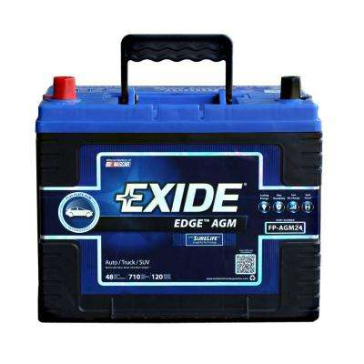 24 Auto AGM Battery