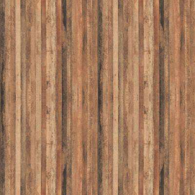 5 in. x 7 in. Laminate Countertop Sample in Timberworks with Natural Grain Finish