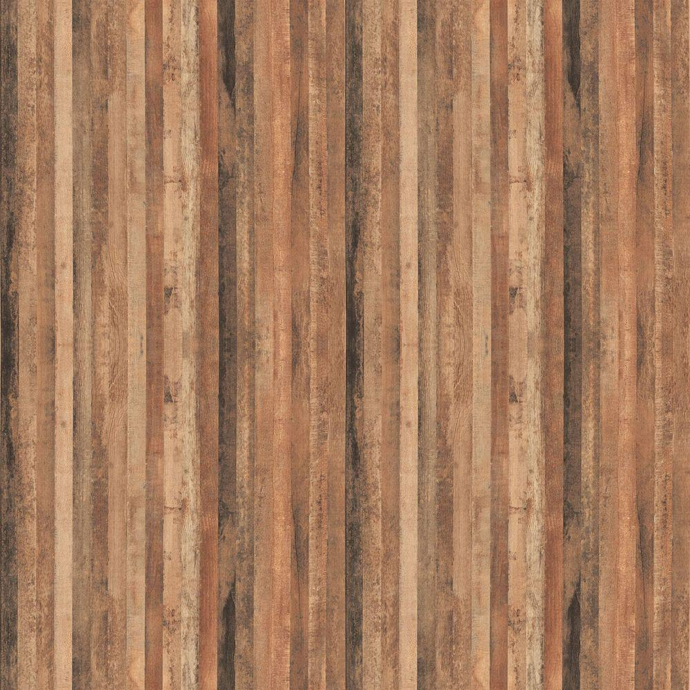 Formica 5 in. x 7 in. Laminate Countertop Sample in Timbe...