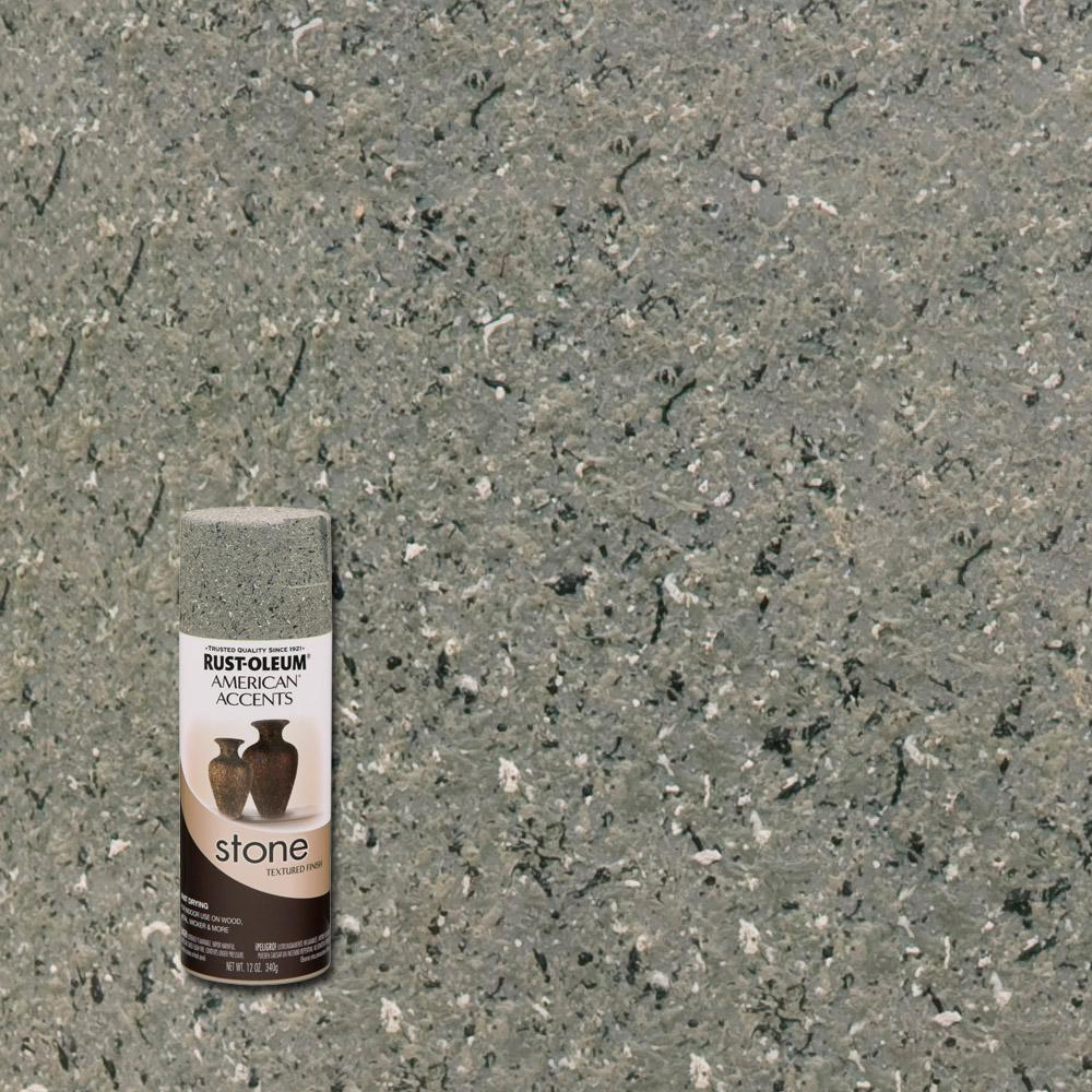 12 oz. Stone Gray Stone Textured Finish Spray Paint