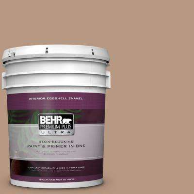 5 gal. #MQ2-41 Cavern Clay Eggshell Enamel Interior Paint and Primer in One