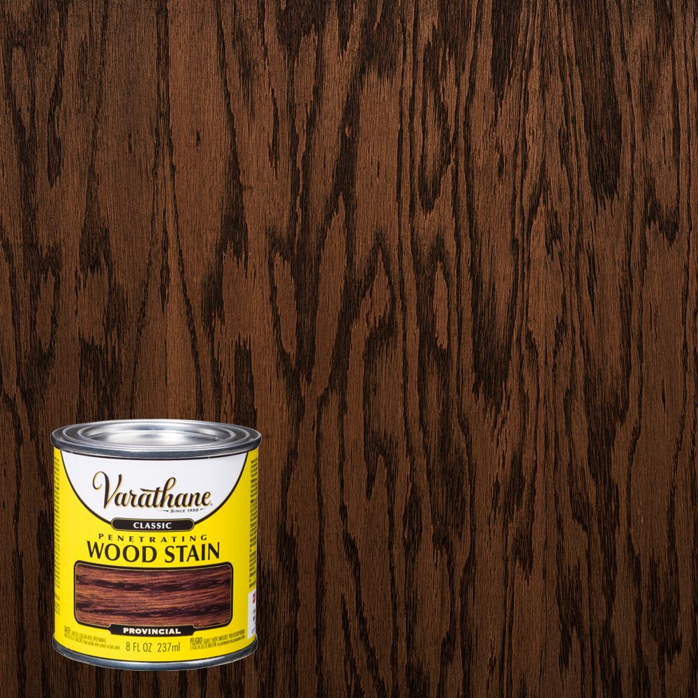 Varathane 8 oz. Provincial Classic Wood Interior Stain