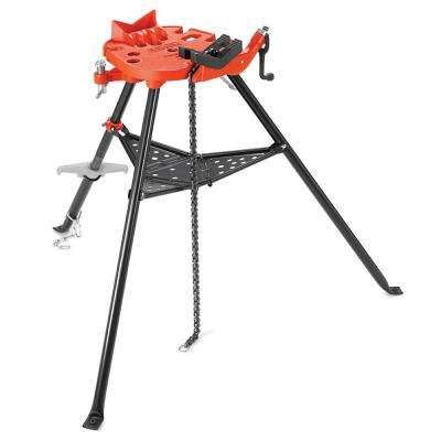 1/8 in. to 12 in. Model 460-12 Portable Trist and Chain Vise