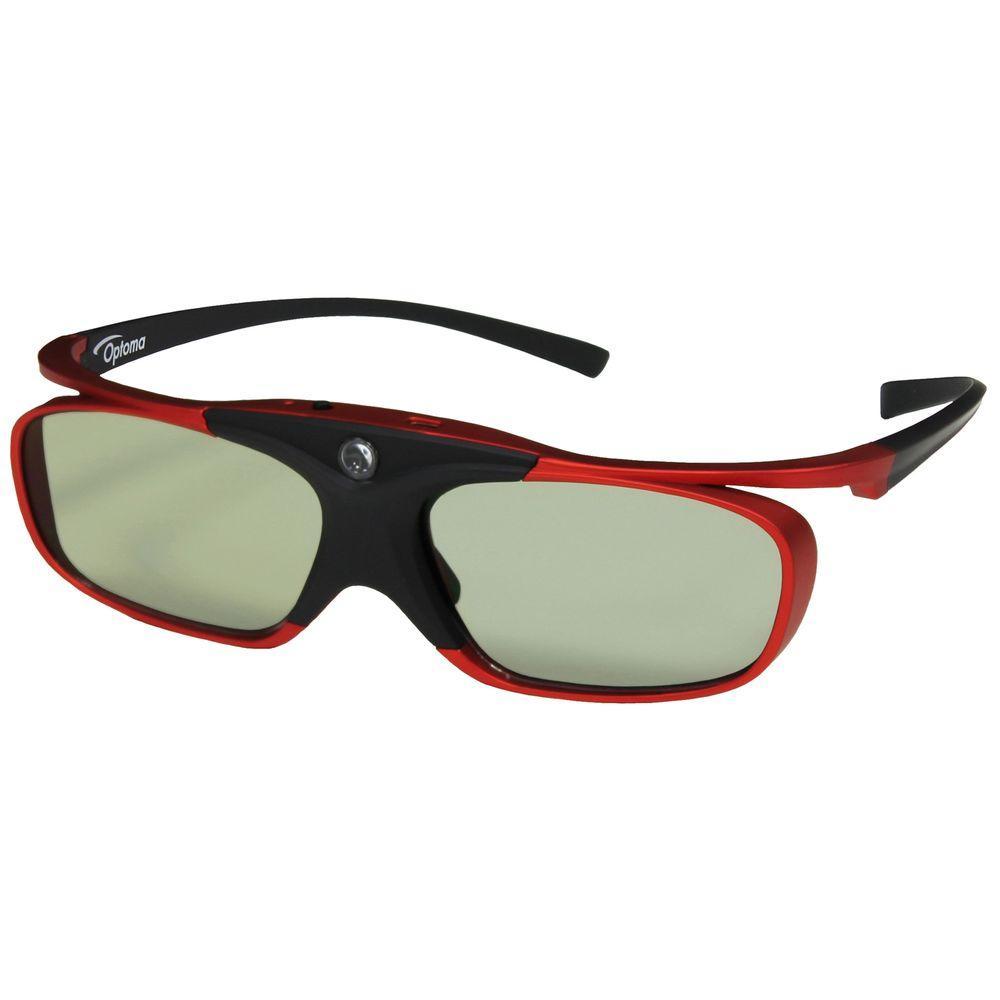 Optoma DLP Link Active Shutter 3D Glasses