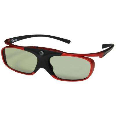 DLP Link Active Shutter 3D Glasses