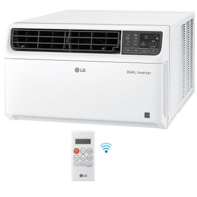9,500 BTU Inverter Window Air Conditioner in White