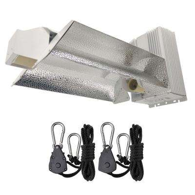 630-Watt Ceramic Metal Halide CMH Dual Open Style Grow Light System