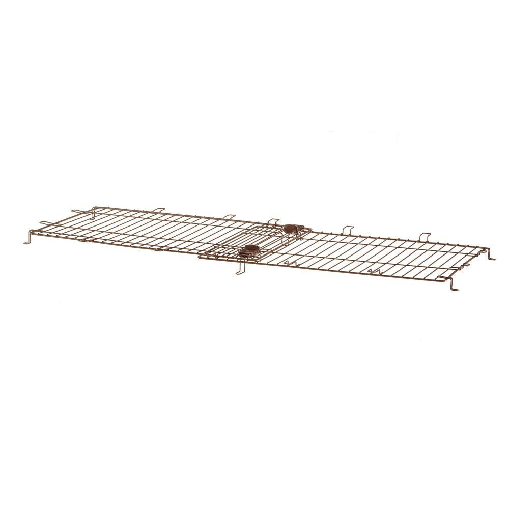 Richell Small Expandable Pet Crate Wire Top