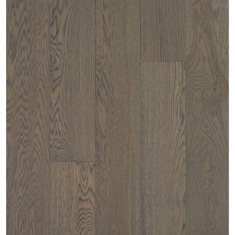 Take Home Sample - Elegance Collection River Rock Oak Engineered Hardwood Flooring - 5 in. x 7 in.