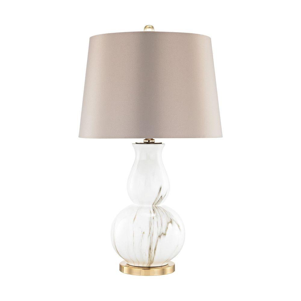 Marvelous Gold Table Lamp