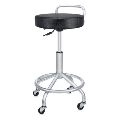 Steel UltraHD Cushioned Pneumatic Work Stool