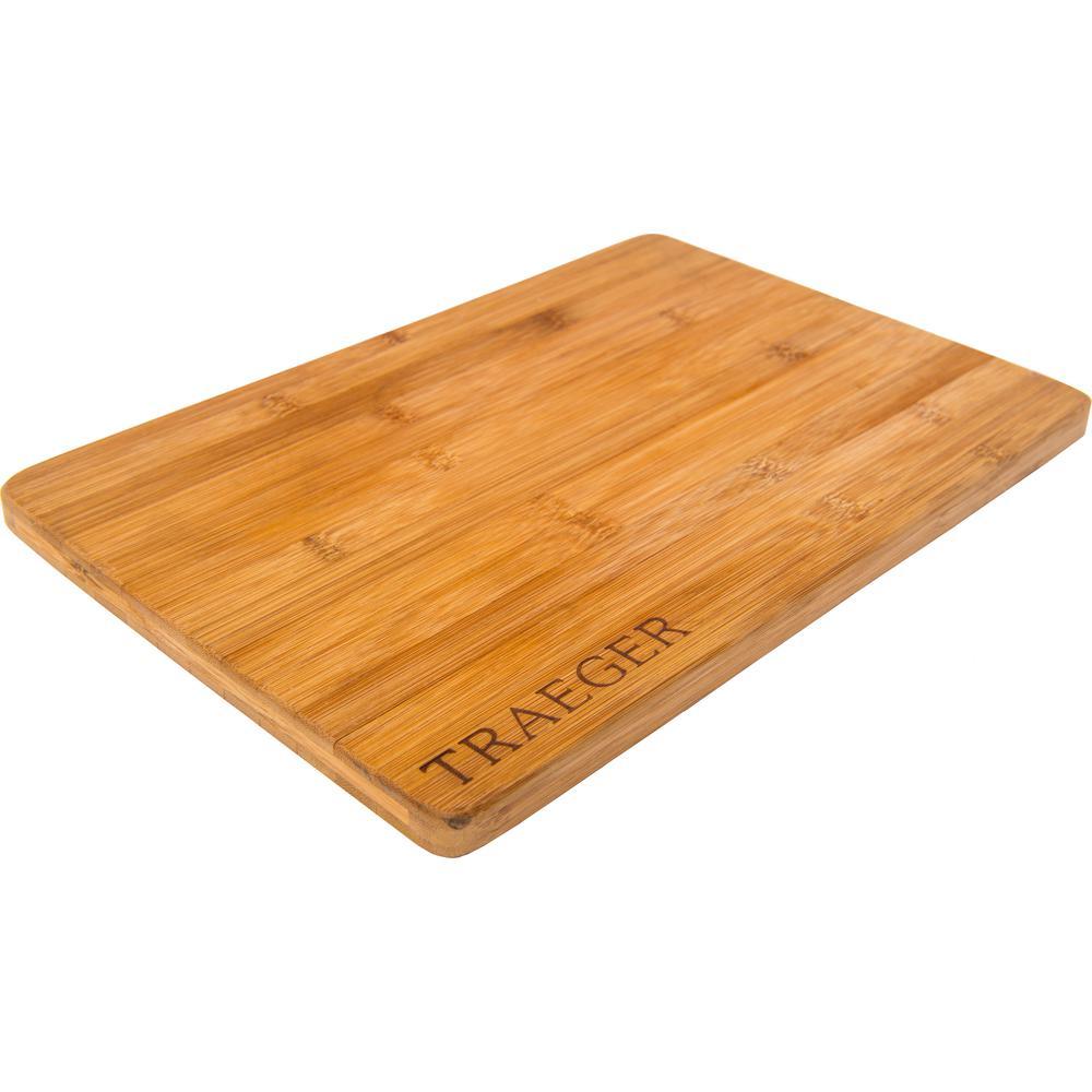 Magnetic Bamboo Cutting Board