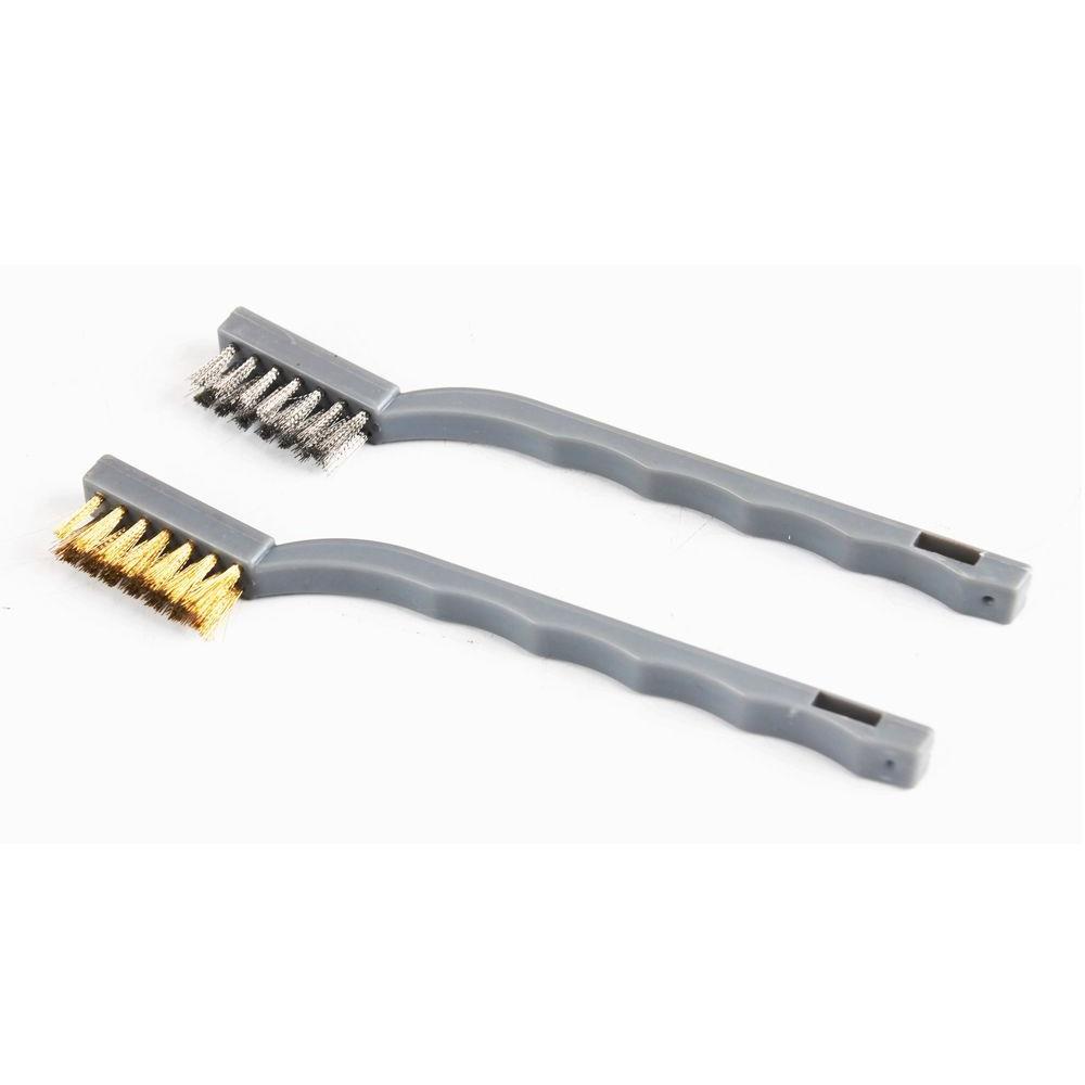 HDX 2-Piece Utility Brush Set