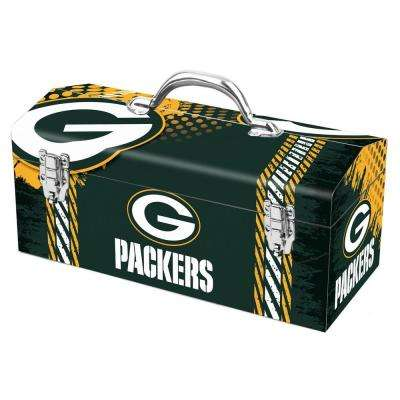 7.2 in. Green Bay Packers NFL Tool Box
