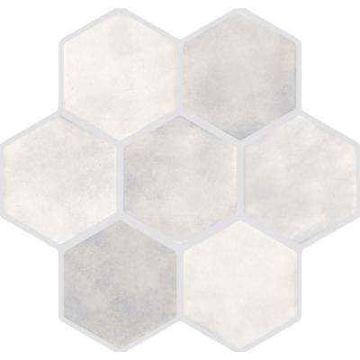 Vice Ivory Matte 17.72 in. x 17.72 in. Porcelain Floor and Wall Tile (13.455 sq. ft. / case)