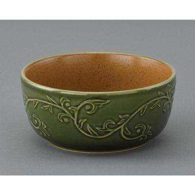 Verona Green Bowl (Set of 4)