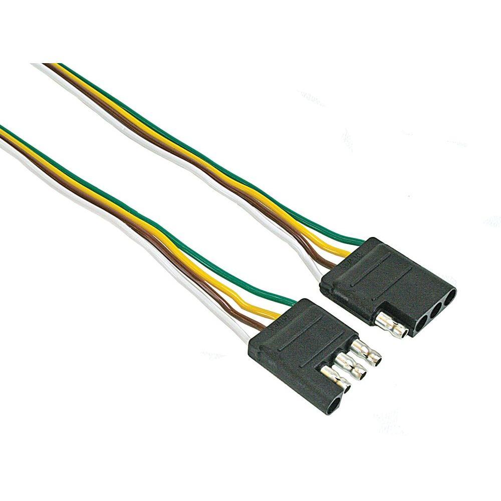 Trailer In Addition 7 Wire Trailer Wiring Diagram On 5 Wire Round
