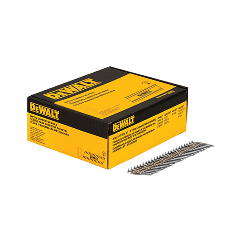 1-1/2 in. x 0.131 in. Metal Connecting Nails 2000 per Box