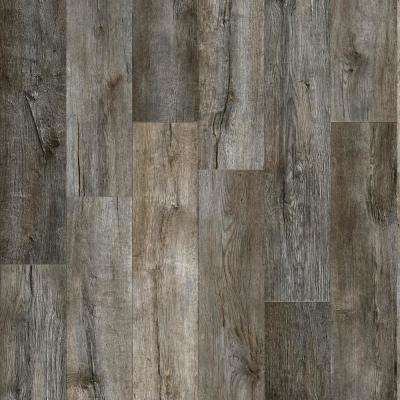 Take Home Sample -EIR Stag Ridge Oak Laminate Flooring - 5 in. x 7 in.