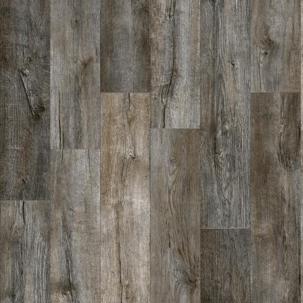 Take Home Sample -EIR Stag Ridge Oak Laminate Flooring - 5 in. x 7 in.
