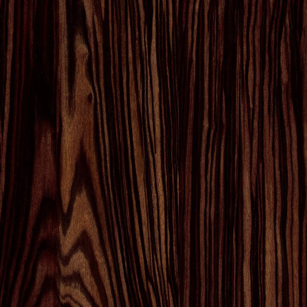 Take Home Sample - Rosewood Ebony Luxury Vinyl Plank Flooring - 4 in. x 4 in.