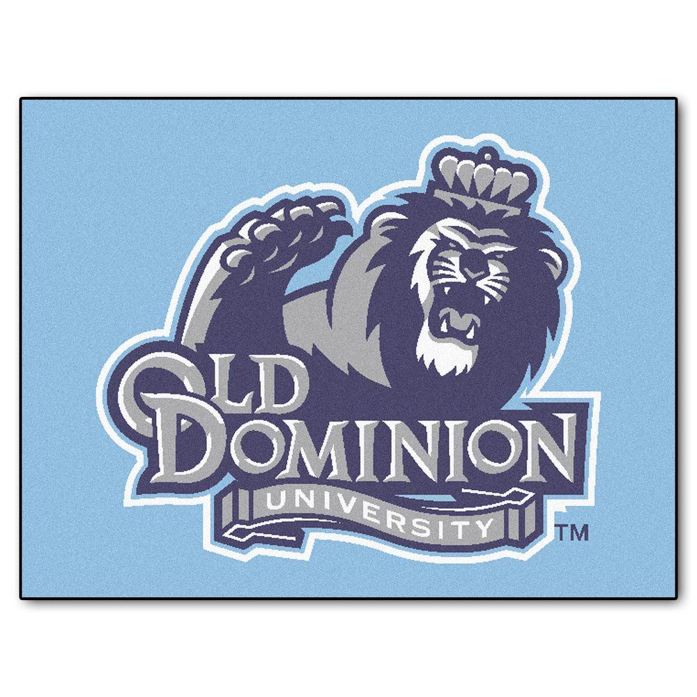 FANMATS Old Dominion University 2 ft. 10 in. x 3 ft. 9 in. All-Star Rug