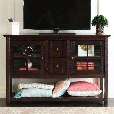 Espresso Buffet with Storage - Sideboards & Buffets - Kitchen & Dining Room Furniture - The Home