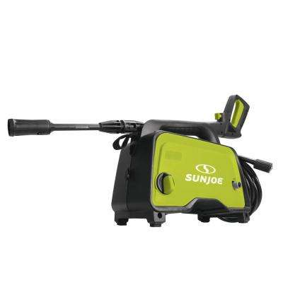 725 Max PSI 36-Volt 2.0 Ah 1.05 GPM Portable Cordless Electric Pressure Washer