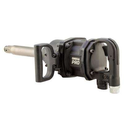 Heavy-Duty 1 in. Air Impact Wrench