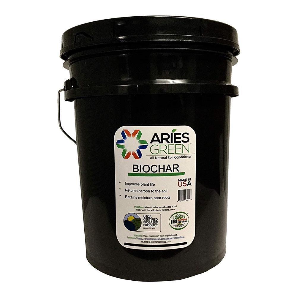 Aries Green Biochar